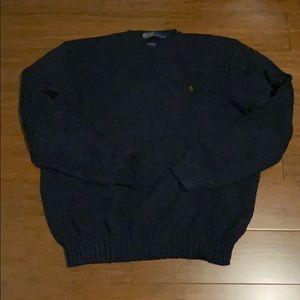 Navy Sweater XXL
